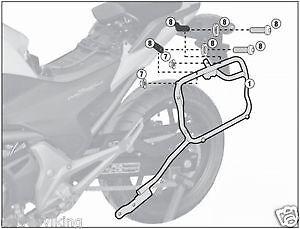 Kawasaki-ZZR1400-2006-GIVI-PLX446-rack-kit-for-V35-type-panniers-ZX1400A6F-B6F