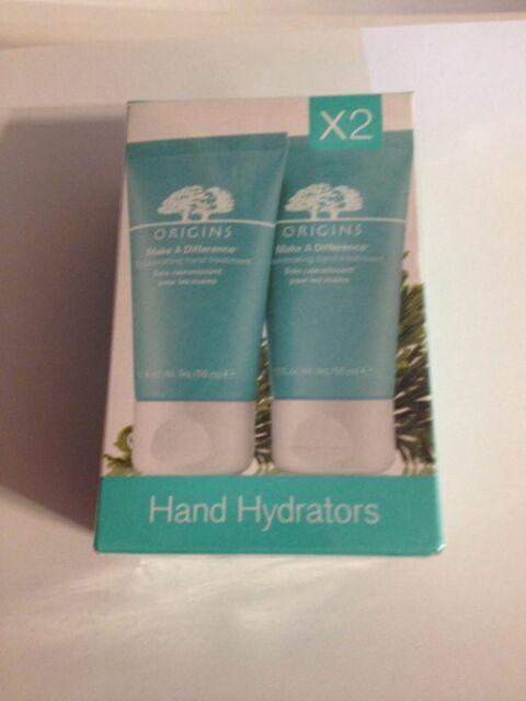 origins make a difference rejuvenating hand treatment