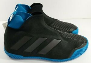Details about Adidas Stycon Womens Laceless Tennis Shoes With Shoe Horn EG1484 Womens 7.5