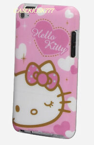 for-iPod-touch-4th-4-th-4g-itouch-hard-back-case-pink-hot-pink-white