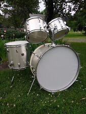 "Vintage 70's Tama Imperialstar Drum Kit 26"" Bass Drum ZOLA & Reinforcing Rings"