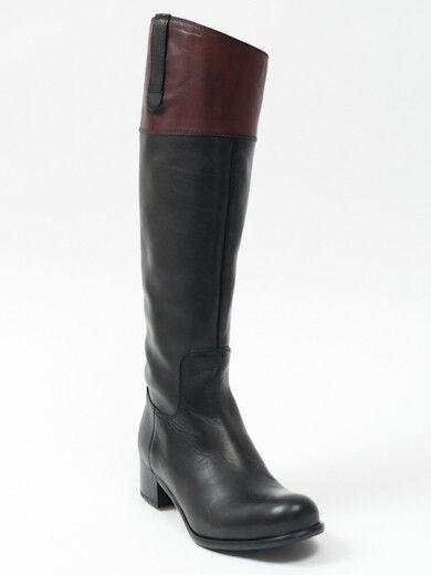 New Miu Miu by Prada  Black & Brown Boots 36 us 6