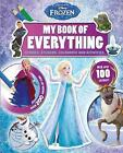 Disney Frozen My Book of Everything: Stories, Stickers, Colouring and Activities by Parragon (Hardback, 2016)