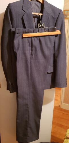 Costume 44 Tergal Bleu T42 Gris Saison Mi Eural Homme ZxqpZROw