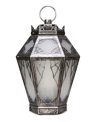 Haunted Lantern Animated Decoration Halloween Animatronic Prop Lamp post
