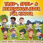 Tanz-,Spiel-& Bewegungslieder f von Various Artists (2014)