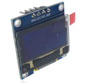 0-96-034-OLED-Display-Weiss-Blau-Blau-Gelb-128x64-ARDUINO-RASPBERRY-I2C-IIC