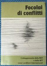 Focolai di conflitti.  RDT e RFT e problemi internazion.- Zeit im Bild, 1970 - L