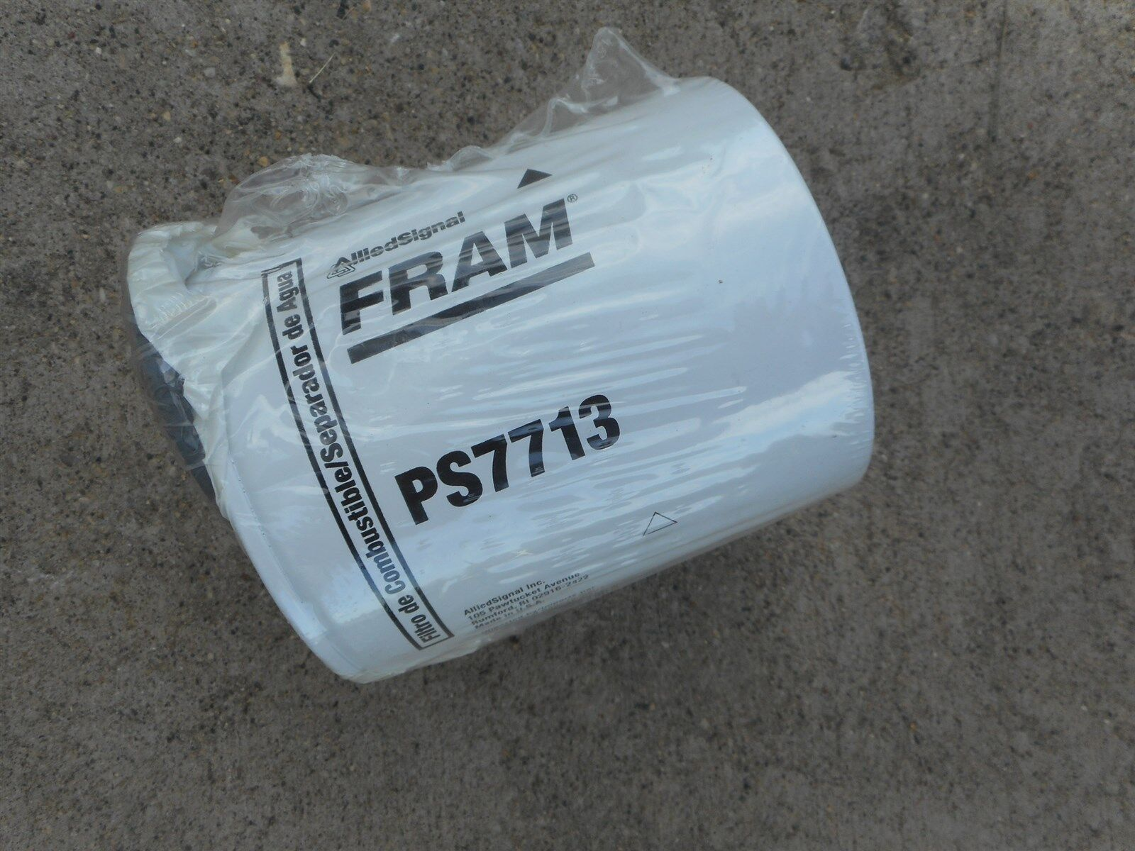33630 F66025 3630 LFF5849 Fram PS7713 Fuel Water Separator Filter Replaces