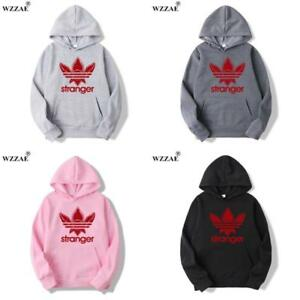Stranger-Things-Hoodie-OFF-COAST-Demogorgon-Unisex-Outerwear-Sweatshirt-Pullover