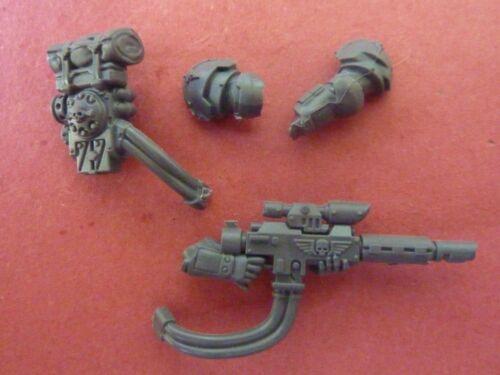 Garde Impériale 40K Militarum tempestus plançons Hot Shot volley gun set E