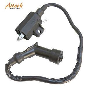Ignition Coil For ATV SUZUKI LTF250 LT-F250 250  QUAD RUNNER 1994 1995 1996