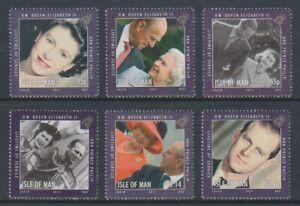 Isle-of-Man-2011-Lifetime-of-Service-QEII-set-MNH-SG-1632-7