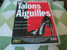 "DVD ""TALONS AIGUILLES"" Victoria ABRIL, Miguel BOSE / Pedro ALMODOVAR"