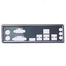 I//O Shield backplate For ASRock P67 PRO3 SE Motherboard Backplate IO