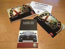 Alfa Romeo Brera Owners Manual English Sound System Manual 2009 Service Book Inc