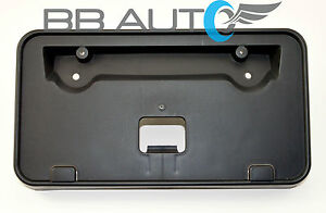2006 2009 Ford Fusion Front License Plate Bracket Holder
