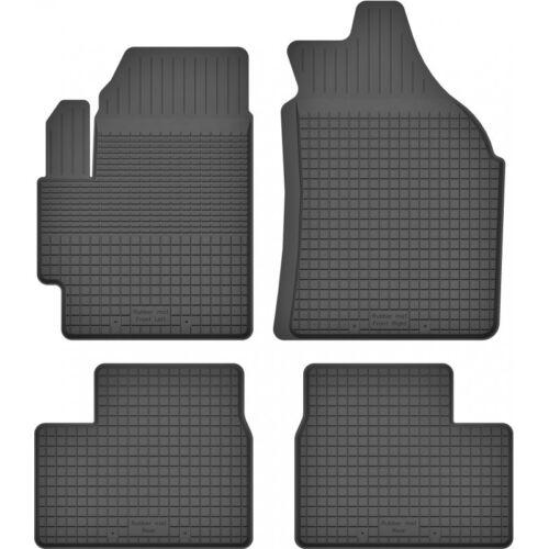 piezas set Esteras de goma tapices 1.5 cm Rand-encaja para-Fiat Sedici 2006-2014 4