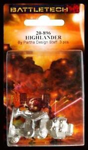 BATTLETECH 20-896 Highlander HGN-732 Action & Toy Figures