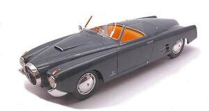 Lancia Aurelia B52 Pf200 Spyder 1952 Gris Foncé Au Modèle 1:18