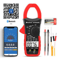 Holdpeak Digital Clamp Meter Multimeter Autorange Cap Diode Backlite Hp 570c App