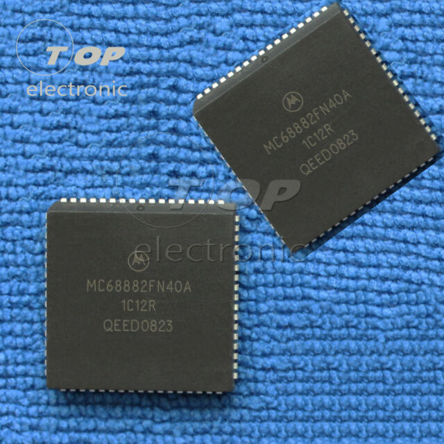 1pcs MC68882FN40A MC68882FN ORIGINAL