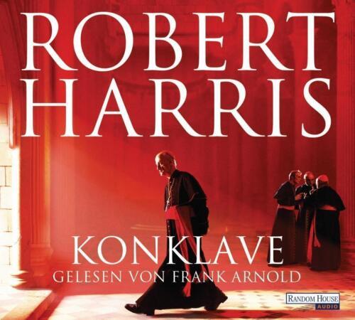 1 von 1 - Robert Harris Konklave gelesen von Frank Arnold 6 CDs 465 min