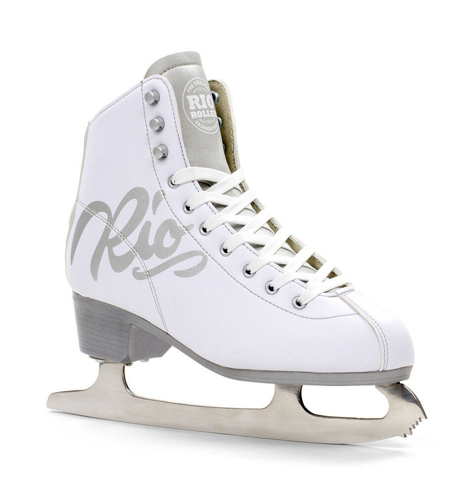 Rio Roller-Writing & Adult Figure Ice  S s-White  just for you
