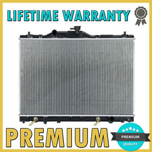 Radiator Assembly Aluminum Core Direct Fit for 96-98 Acura TL 3.2L V6 New
