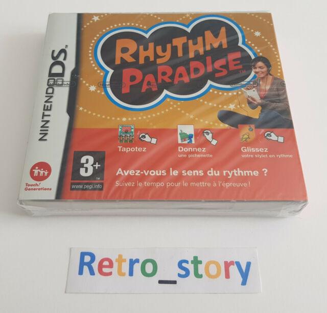 Nintendo DS - Rhythm Paradise - NEUF / NEW - PAL