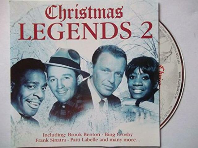 Christmas Legends 2 , Varios, Audio CD, Nuevo, Libre