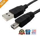 1M Alta Velocidad USB 2.0 A A Mini 5 pines Datos & Cable De Alimentación
