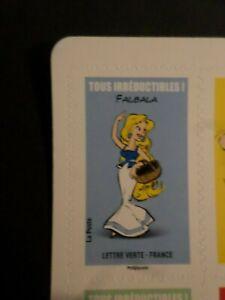 Diplomatique France, 2019 Tp Autoadhesifs, Asterix, Falbala, Neuf**, Comics, Mnh Stamp