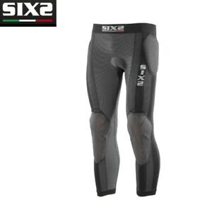 Pantaloni-Leggings-con-fondello-con-o-senza-protezioni-Moto-SIXS-BLACK-PRO-PN2