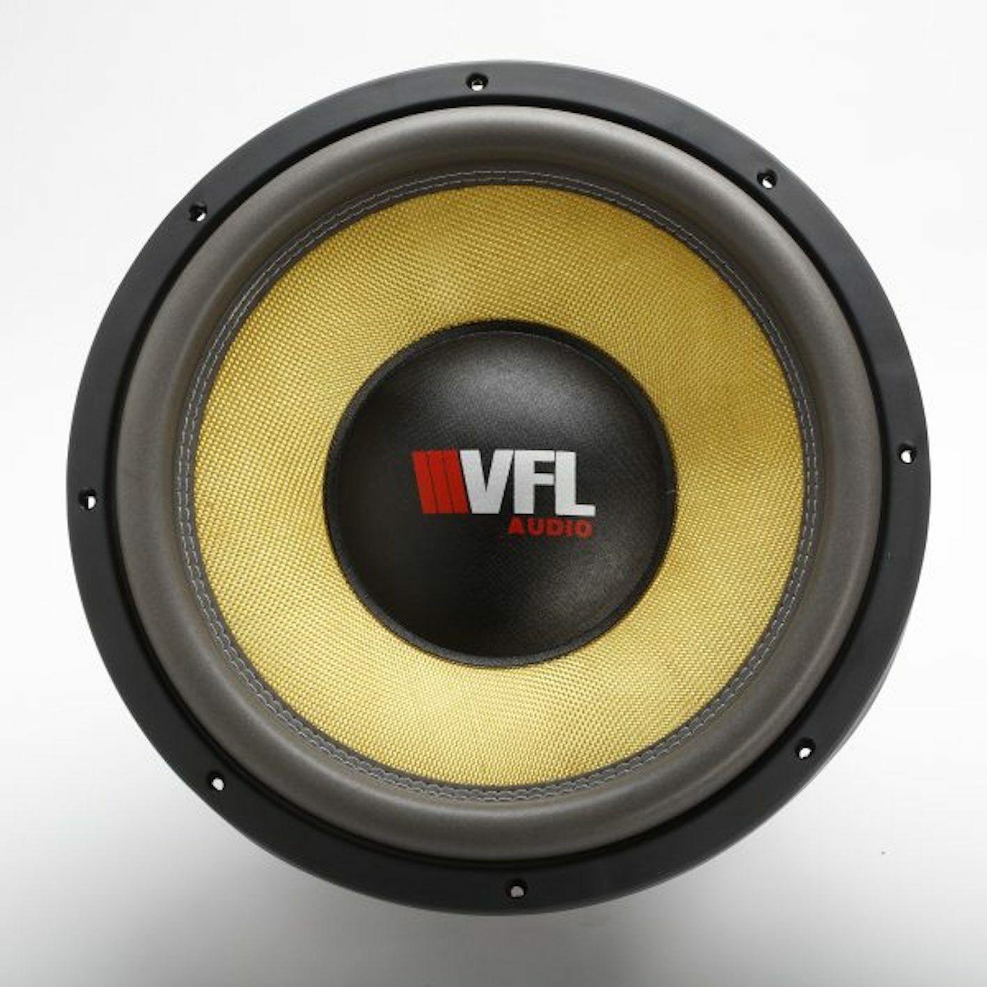 VFL Audio Comp15 15  Subwoofer  NEW  AUTHORIZED DISTRIBUTOR
