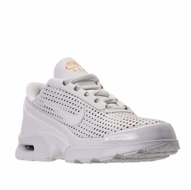d023261111de Women Athletic Sneakers Nike Shoes Air Max Jewell SE PRM Gold White  896197100