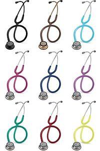 Littmann 3m Littmann Classic Iii Stethoscope 10 New Colors Free