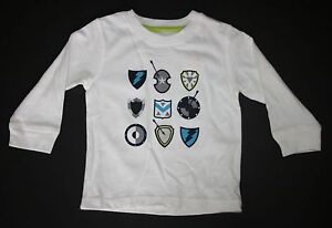 New Gymboree Star Brights Line Space Long Sleeve Top 12-18 M 18-24 M 2T NWT