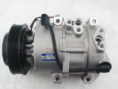 NEW AC A//C Compressor FITS 2005-2010 Sportage L4 2.0L DOHC 1 Year Warranty
