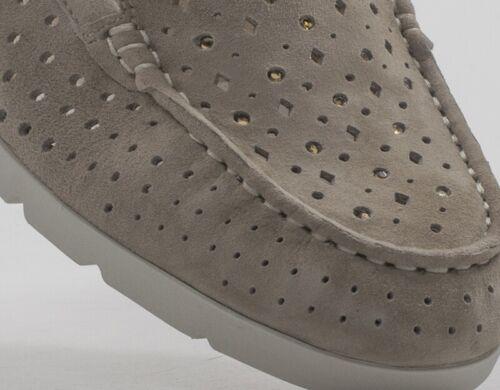 Schuhe STONEFLY Frau BEIGE Naturleder 210836-075S