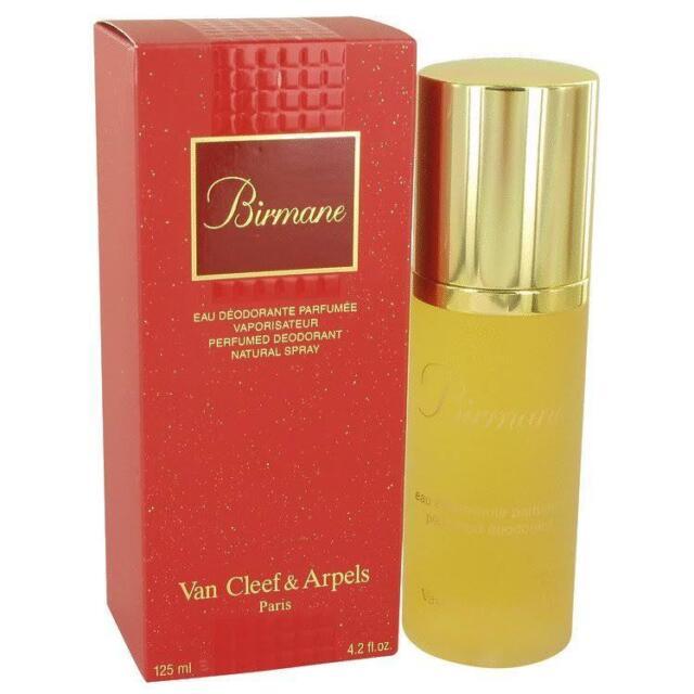 Birmane por Van Cleef & Arpels 124ml / 125 Ml Perfumada Desodorante Spray