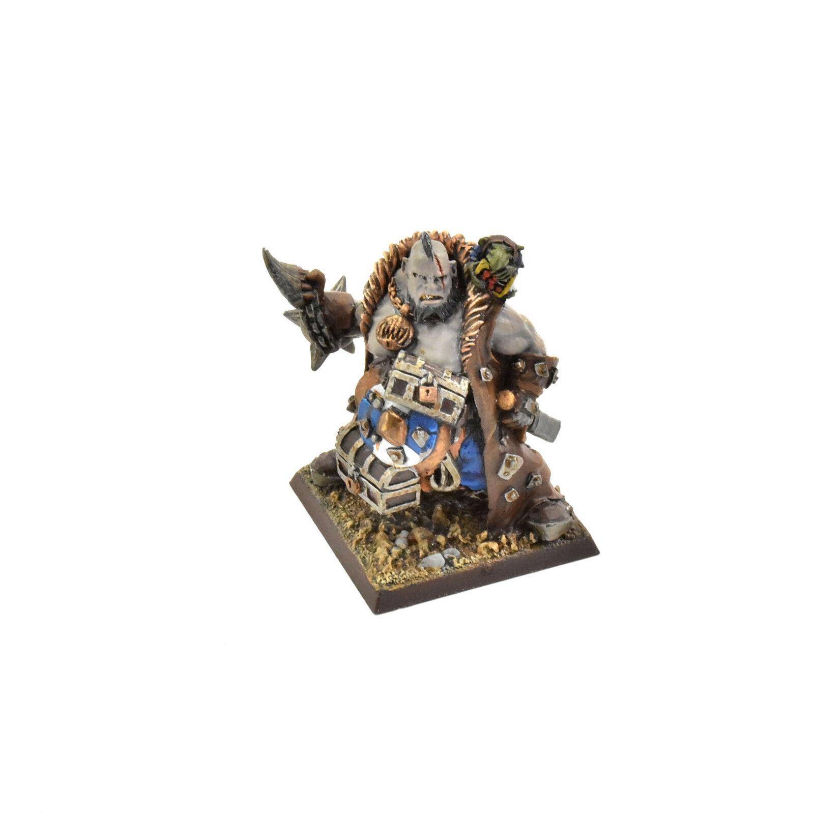 OGRE KINGDOMS Maneater METAL PRO PAINTED empire mercenary Fantasy