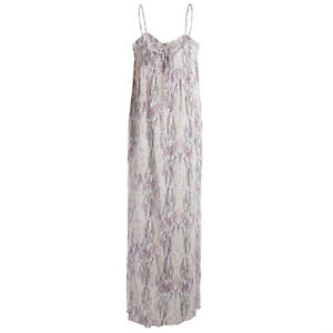 785290a57394 Details about Zadig   Voltaire Maxi Dress Roadia Pink Sz M Sold out NWT  Women s
