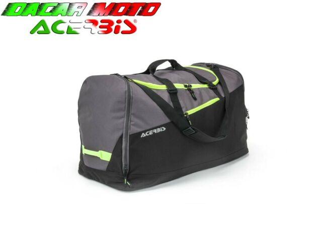 Bolsa Cargador 180LT Negro/Amarillo ACERBIS