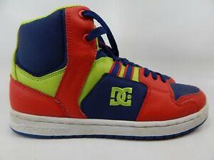 Dc-Shoes-Allumage-Haute-Rs-Sz-9-5-M-D-Ue-42-5-Hommes-Skateboard-Chaussures