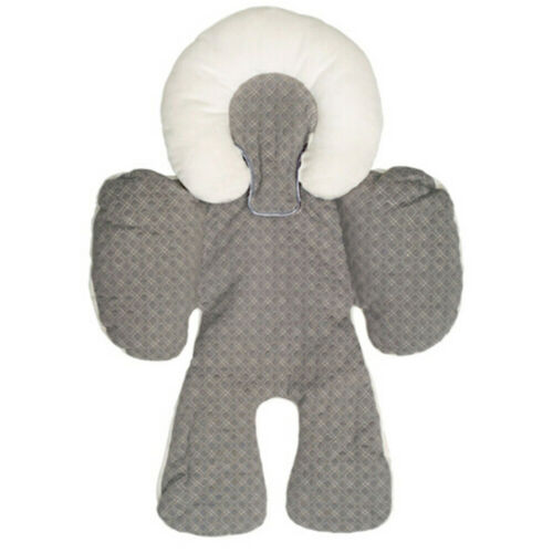 Infant baby soft stroller car seat pillow cushion head body support pad mat