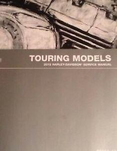 2012-Harley-Davidson-Touring-Servicio-Reparacion-Manual-de-con-Electrico-amp