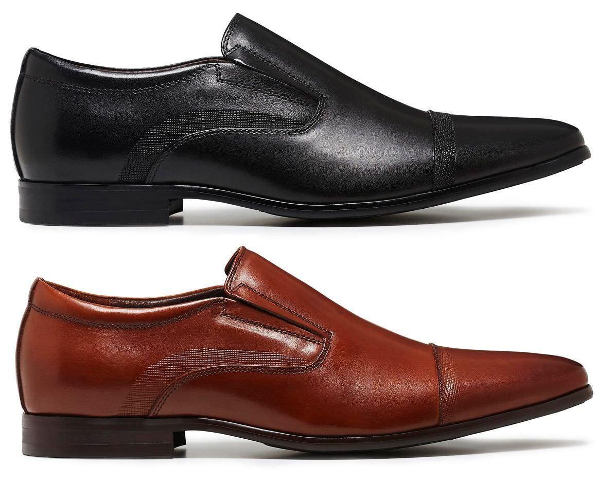 la migliore moda NEW Uomo JULIUS JULIUS JULIUS MARLOW JOINED FORMAL WORK CASUAL BUSINESS DRESS LEATHER scarpe  il prezzo più basso