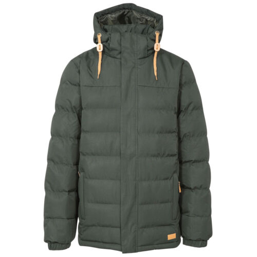 Trespass Mens Westmorland Insulated Padded Water Resistant JacketQuilted Coat