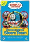Thomas & Friends - All Aboard With The Steam Team DVD by Michael Angelis Simo